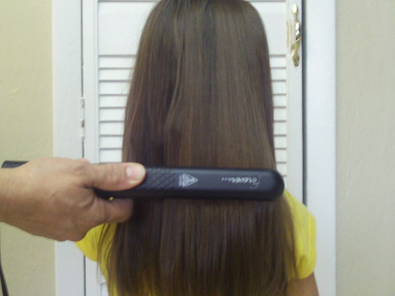 Review: Influence of Thermal Hair Straightening on Cannabis
